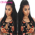 7A Malaysian Virgin Hair Full Lace Human Hair Wigs For Black Women Malaysian Straight Hair Full Lace Front Wigs With Babay Hair