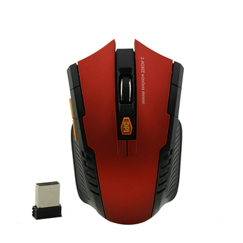 Bts 2.4G Wireless mouse Optical  6 Buttons mouse gamer USB Receiver 1600DPI 10M wireless Mouse  gaming mouse For Laptop computer 2