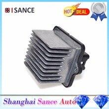 ISANCE вентиляции и кондиционирования для двигателя нагнетателя отопителя резистор 7802A006 RU-691 для Защитные чехлы для сидений, сшитые специально для Mitsubishi Lancer Outlander RVR 2007 2008 2009 2010 2011 2012 2013