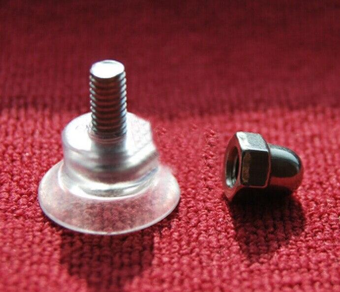 1.5 Cm Tafel Mat M4 Schroeven Kussen Stoel Pads Verdikking Transparante Cupsful Glazen Meubels Haak/hanger Een Effect Produceren Voor Een Heldere Visie