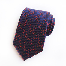 Novelty Women Tie New Classic Mens Plaid Necktie Casual Suit Ties Male Skinny Slim Colorful Neck Cravat Gravatas