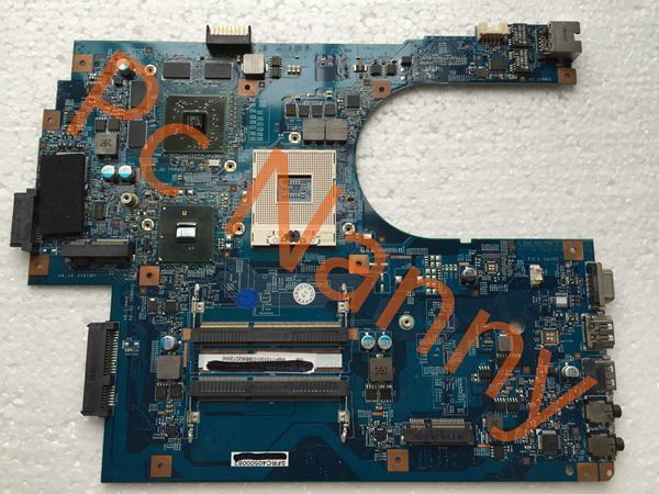 MBPT101001 48.4HN01.01M Laptop Motherboard Main Board for acer 7741G series HM55 with graphics card HD 5650 DDR3 Full Tested