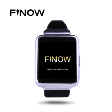 Finow Q1 New Arrival K8 Upgraded Version Smart Watch Android 5 1 512M 4G Bluetooth Wifi