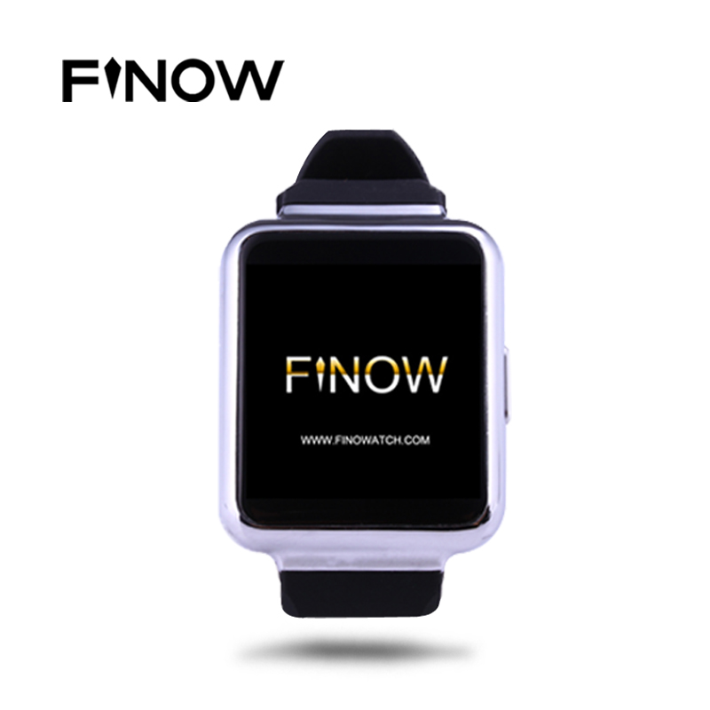 Finow Q1 Smart Watch New Arrival K8 Upgraded Version Android 5.1 512M+4G Bluetoo