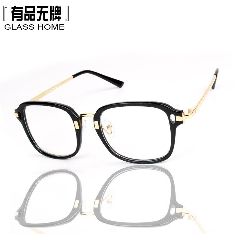 Glasses Frames Big W : big box Metal glasses frame for womens 2015 fashion brand ...