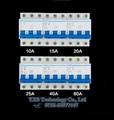 C H I NT C45N DZ47-60 3 P 380 V 10A/16A/20A/25A/32A/40A/60A Mini Household Disyuntor miniatura Disyuntor 400 V 50 HZ