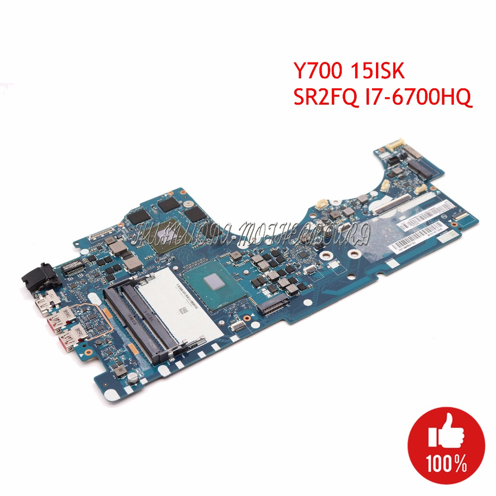 цены BY511 NM-A541 Laptop Motherboard For lenovo Lenovo Ideapad Y700 15ISK Y700-15ISK 15.6