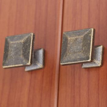 Dredd 1 unidad tiradores de muebles antiguos armario con ...