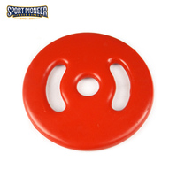 1KG High Quality Vinyl Dumbbell Handle Weight Plate dumbbell disk