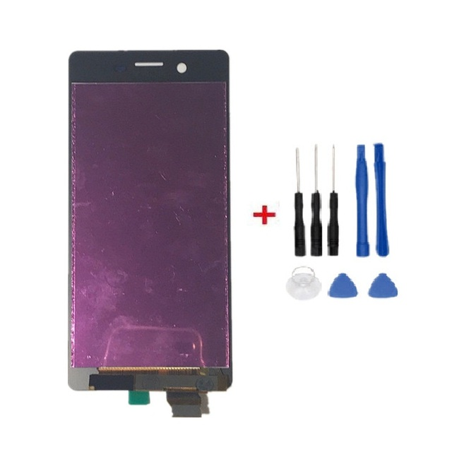 100% Tested working Replacement For Sony Xperia X LCD F5121 F5122 Display+Touch Screen Digitizer Assembly +Tools