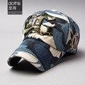 2016 Primavera Nova Marca Homens e Mulheres de Algodão camuflagem 3D Bordado Boné de Beisebol Chapéus de Alta Qualidade Esporte Ao Ar Livre Tampas de Sol