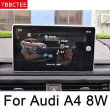 For Audi A4 8W 2016~2019 MMI Car Android Radio Multimedia player GPS stereo HD Screen Navigation Navi Media WIFI BT System car android radio gps multimedia player for audi a4 8w 2016 2019 mmi original style navigation wifi bt 4g 3g network