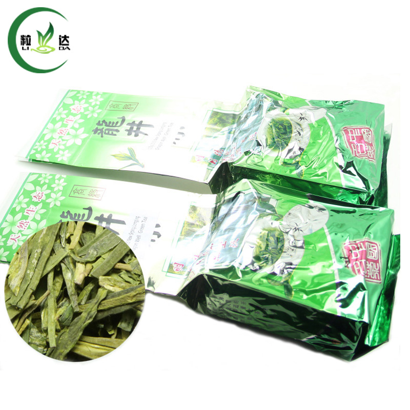 250g  New Spring Chinese Longjing Green Tea* Long Jing!Dragon Well Green Tea Food