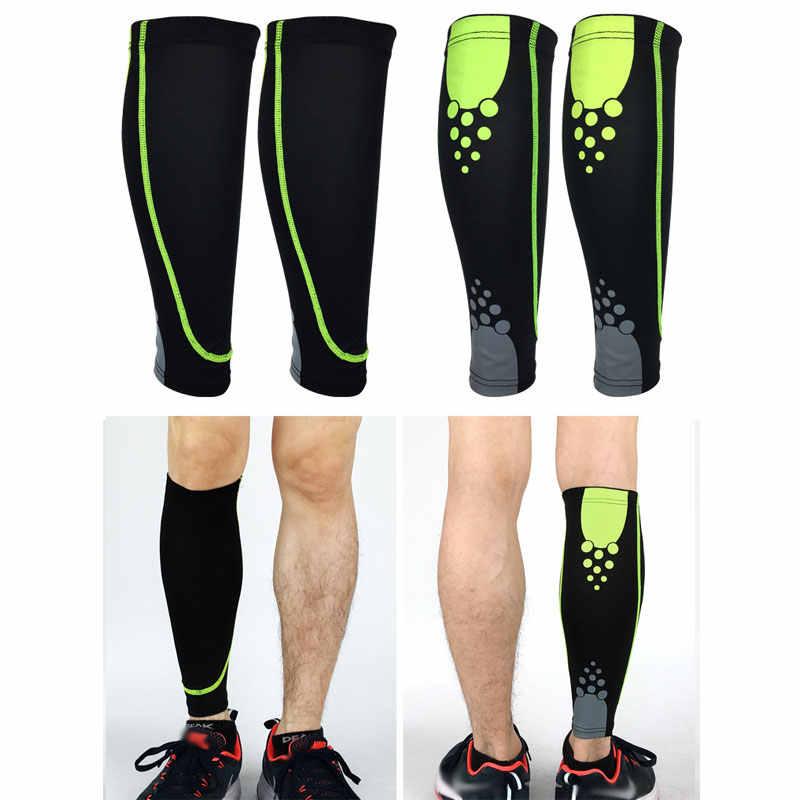 5bc65e62fb3836 Tcare 1Pcs Calf Compression Sleeve Shin Splint Leg Compression Socks for Men  & Women - Great