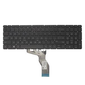 Image 2 - US laptop keyboard for HP 15 BS 250 G6 255 G6 256 G6(only keyboard) English keyboard