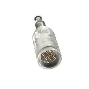 Image 5 - 50 adet/grup cilt bakım kalemi İğneler Süngü MYM Kartuş 9 12 36 42 Pin 3D Mikro Nano Yuvarlak Otomatik Microneedle cilt bakım kalemi makine Ipuçları