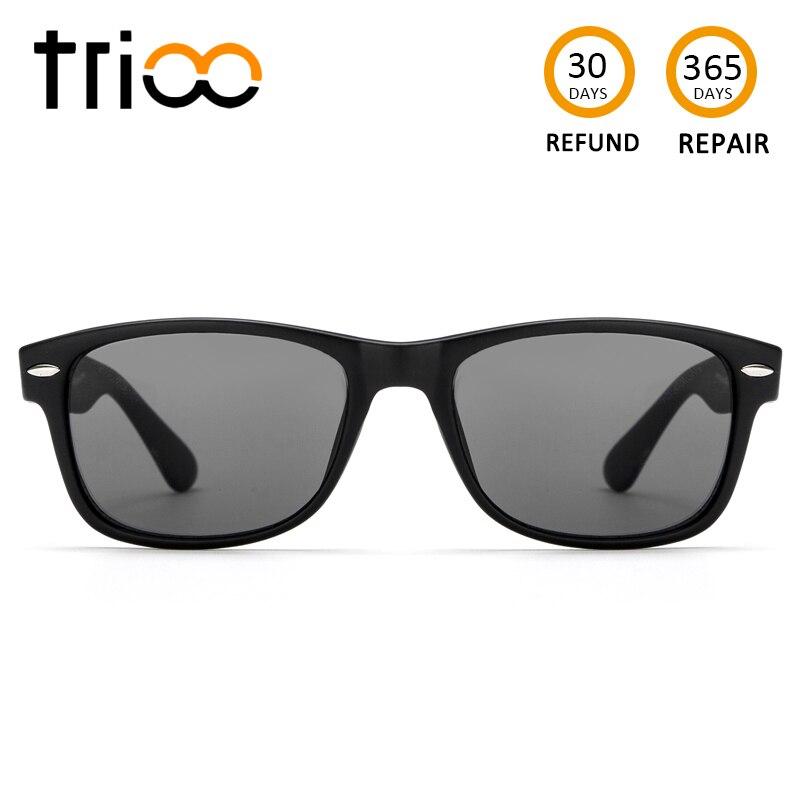 TRIOO Absolvent 0,25 zu 12 Frauen Sonnenbrille Rezept Objektiv Gläser UV400 Myopie Weibliche Sonnenbrille Brillen Zubehör