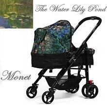 i-baby Portable Umbrella Foldable Pram Snuggle Sac Monet Baby Kids Lightweight Stroller Baby Carriage TB511