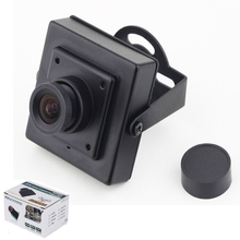 1box 1 3 700TVL PAL NTSC 3 6mm Mini CCD FPV Camera IR Wide Angle Lens