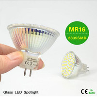 5pcs MR16 LED Bulbs Light 7W 12V 2835SMD 60LEDs 600 650LM Spotlights Warm Cool White LED