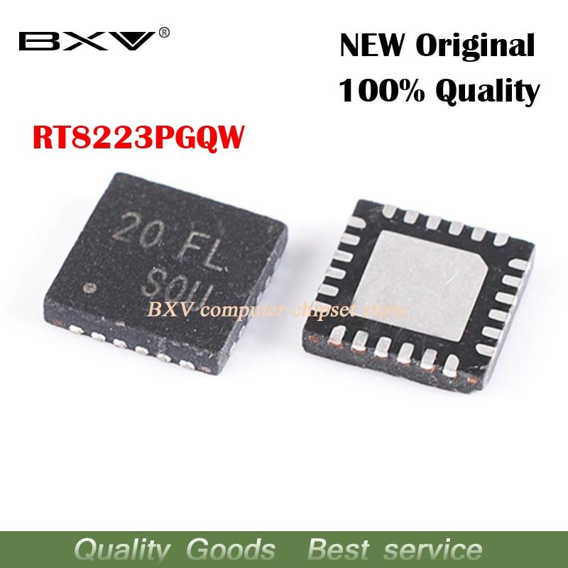 10pcs RT8223PGQW RT8223PZQW RT8223P 20=EL 20=DF 20=FF 20.. QFN new original laptop chip free shipping