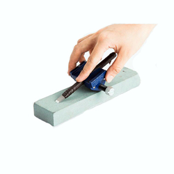 Woodworking fixed angle EDGE sharpener Carpenter chisel Carving knife sharpener Carbon steel body 3000# whetstone