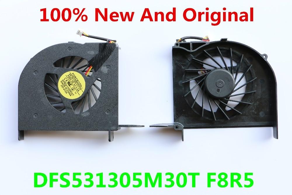New HP Pavilion DV6-2000 579158-001 600868-001 Cpu Cooling Fan DFS531305M30T