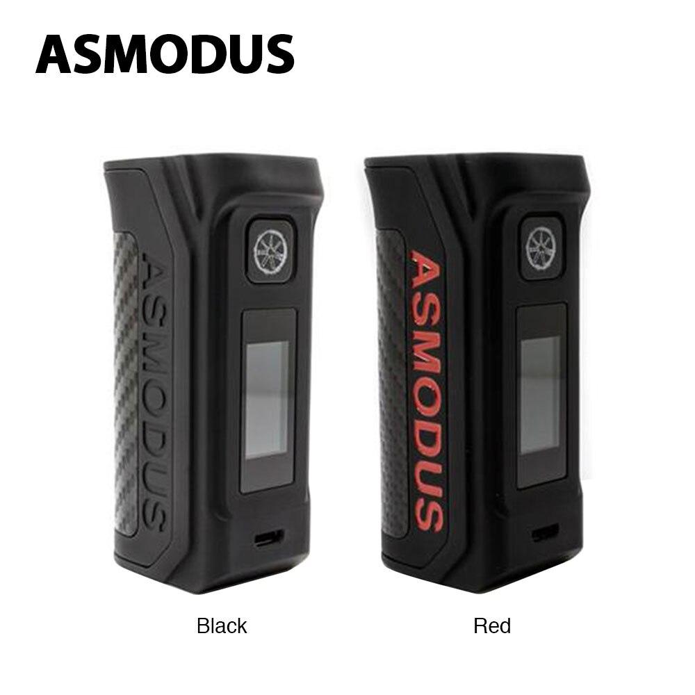 Cadeaux lourds Asmodus Amighty 100 W écran tactile TC boîte MOD avec écran tactile capacitif et chipset GX-100UTC vs Drone Vape perdu BF