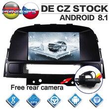 7 дюймов ips экран Android 8,1 автомобильное радио для Opel Vauxhall Holden Astra J 2010-2013 gps навигация CD DVD плеер 2 din головного устройства