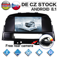 7 Inch IPS Screen Android 8.1 Car Radio for Opel Vauxhall Holden Astra J 2010 2013 GPS Navigation CD DVD Player 2 Din Headunit