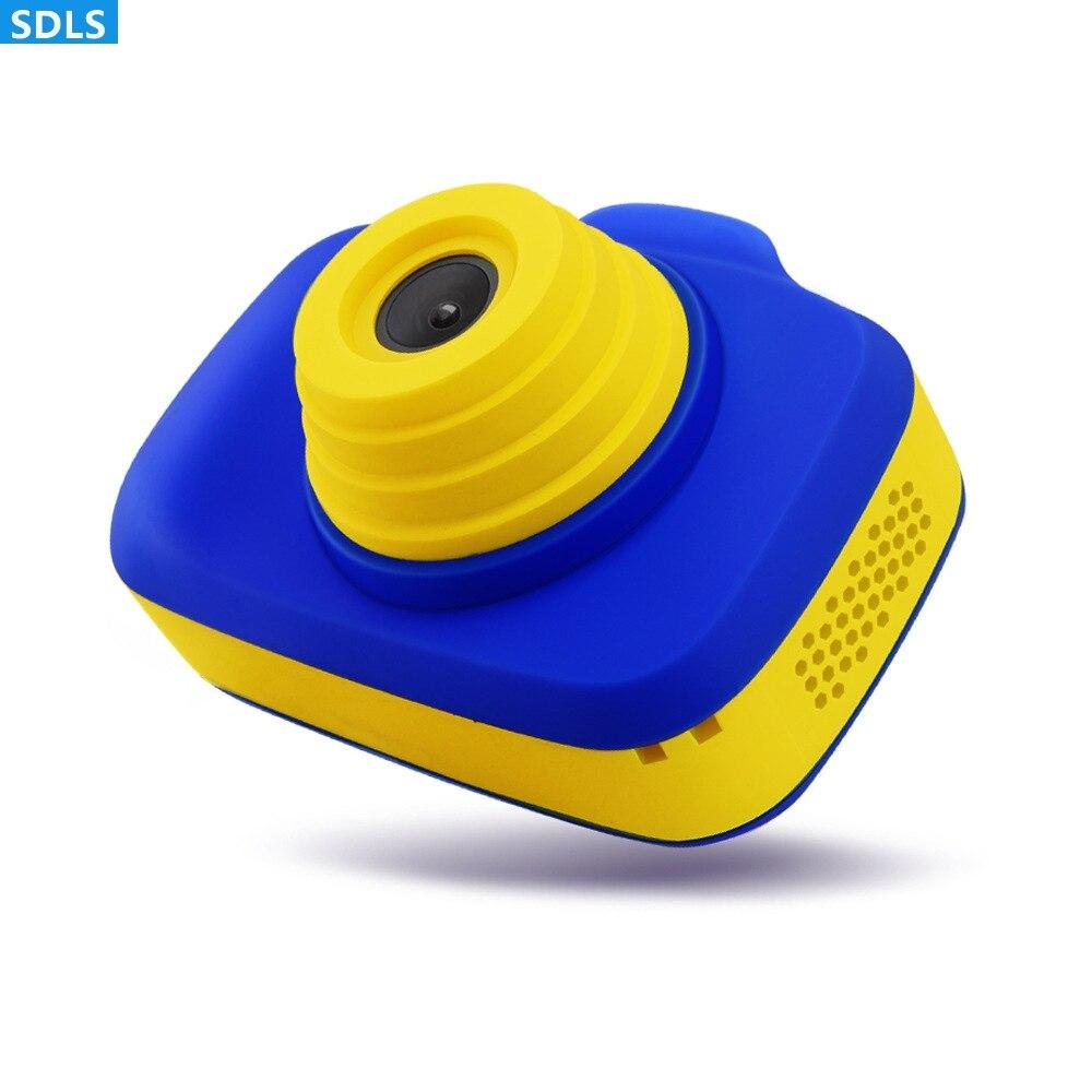 Enfants jouets 12MP double lentille enfants caméra Fotografica Digita avec 2.3 pouces écran éducatif Jouet Enfant retardateur cadeau d'anniversaire - 5