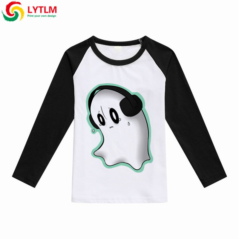 Detail Feedback Questions about LYTLM Boys Long Sleeve T Shirts White  Undertale Costume Baby Boy Clothes Autumn 2018 Girls Shirts Kids Tops for  Girls 11 ... df7626be4190