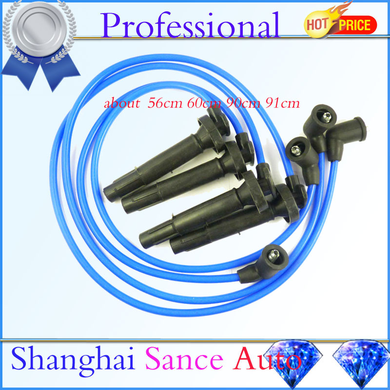 Magnetic Core Spark Plug Ignition Wires Ngk 55004 Fit For