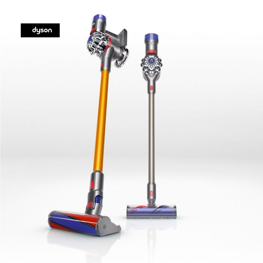 100% D'origine Dyson V8 Aspirateurs jusqu'à 40 minutes aspiration powful direct-drive cleaner forte tête pick-up tout- machine US plug