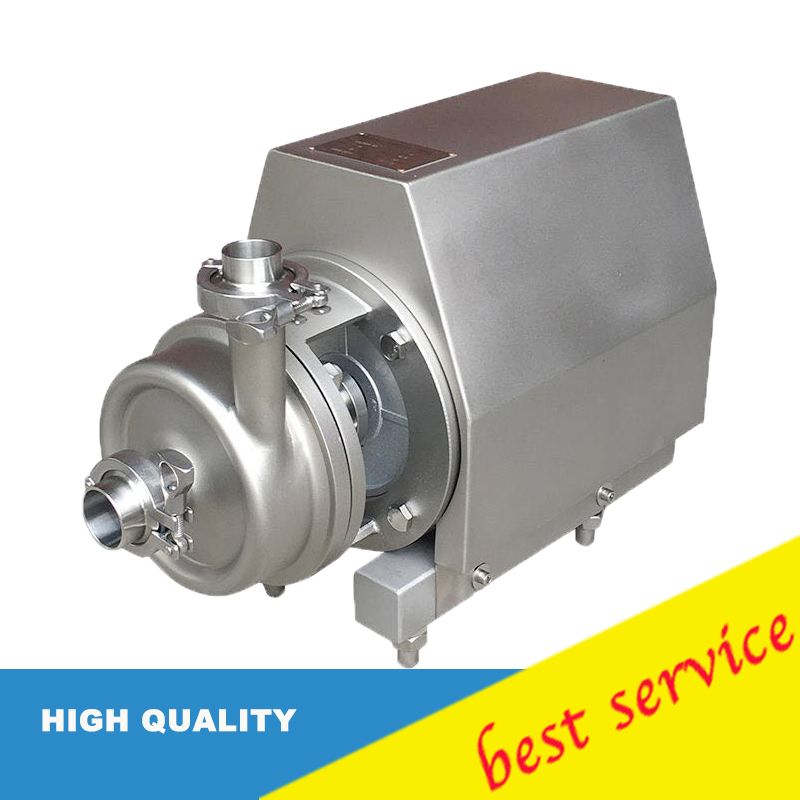 SCP01-8-0.37 Stainless Steel Sanitary Food Grade Milk Transfer Centrifugal Pump
