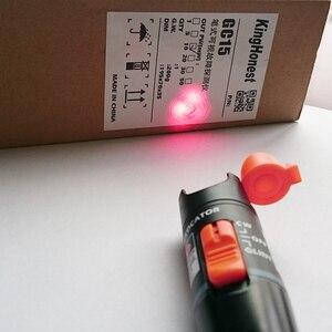 Image 5 - Kit doutils à fibres optiques 2 en 1 FTTH King 70S compteur dénergie optique 70 à + 10dBm et 10mW
