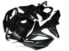 Черный обтекатель комплект для Honda CBR600RR 2007 08 (глянец) CBR 600RR 07 2008 Настройка Бесплатная Обтекатели LL21