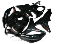 Black fairing Kit For Honda CBR600RR 2007 08 (gloss) cbr 600rr 07 2008 Customize free Fairings LL21