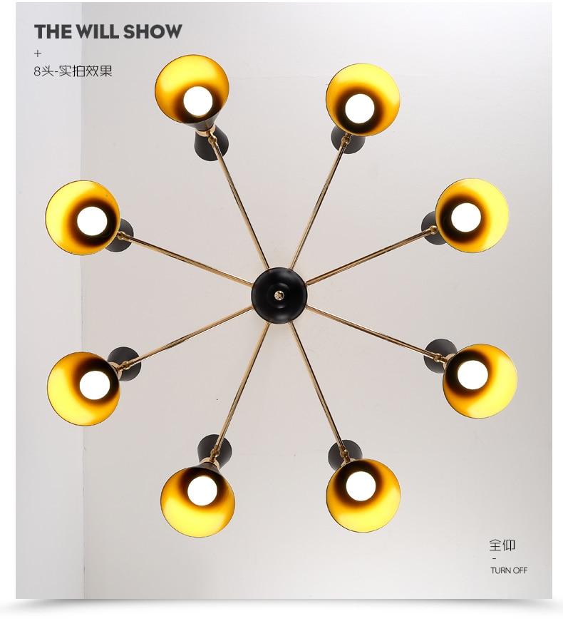 Nordic modern pendant lights minimalist restaurant bedroom Hotel living room pendant lamp personalized circular pendant lighting in Pendant Lights from Lights Lighting