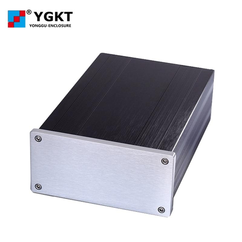 145-68-220 mm (W-H-L)  diy amplifier chassis  aluminum hifi enclosure