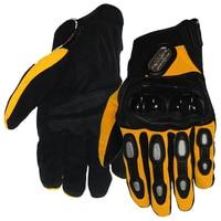 2 Pairs Moda De Nova Completa Dedo Luvas Da Motocicleta Motocross Luvas Guantes Moto Protetor De