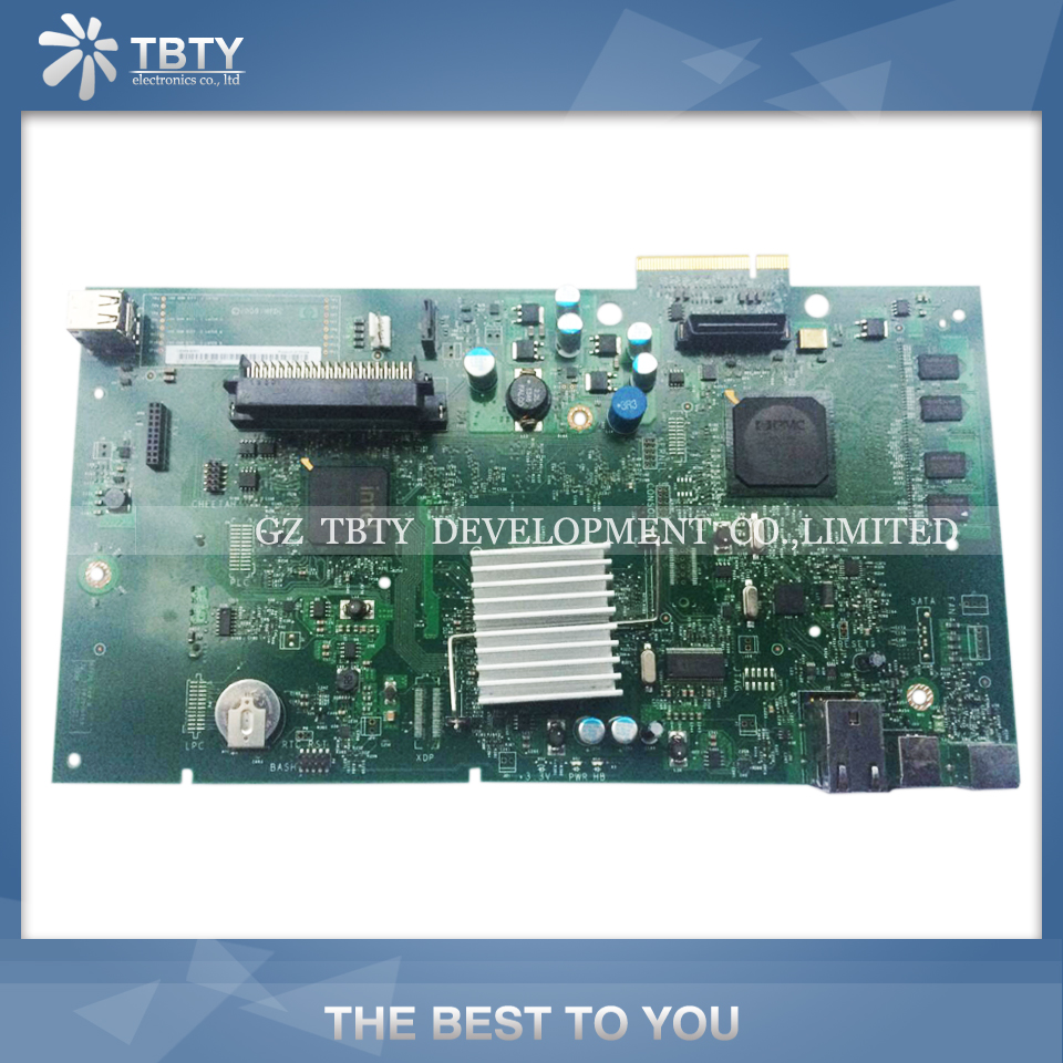 100% Guarantee Test Main Formatter Board For HP M4555MFP 4555 M4555 MFP M4555MFP CE502-60103 CE869-60001 CE502-69005 Mainboard 100% guarantee test main formatter board for hp designjet 130 c7790 20271 mainboard free shipping on sale