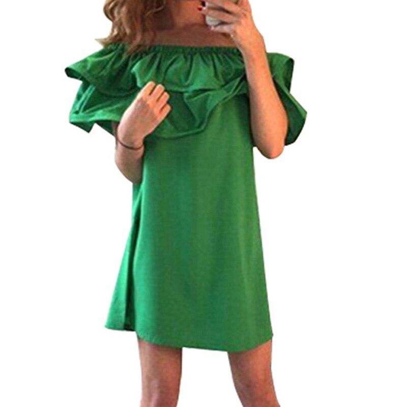Short Sexy Summer Casual Dresses