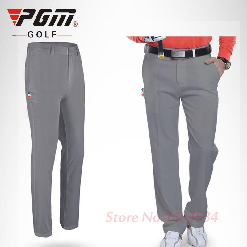 PGM Sportswear Profession Pant Ultra Thin TEE Pocket Long Pant Men Golf/Tennis Slim Trousers Dry Fit Breathble Newest Trousers