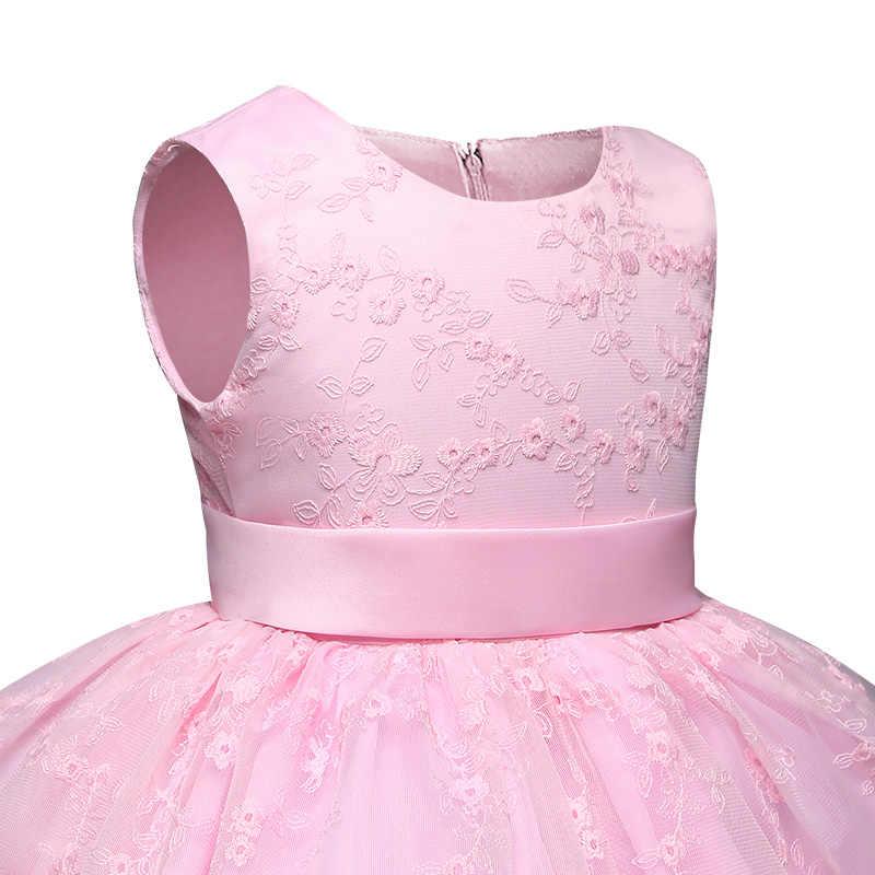 3d85b6a649d3d Girl party dress Christmas dress for girls summer formal flower girl  dresses junior girls prom gown dresses baby clothes