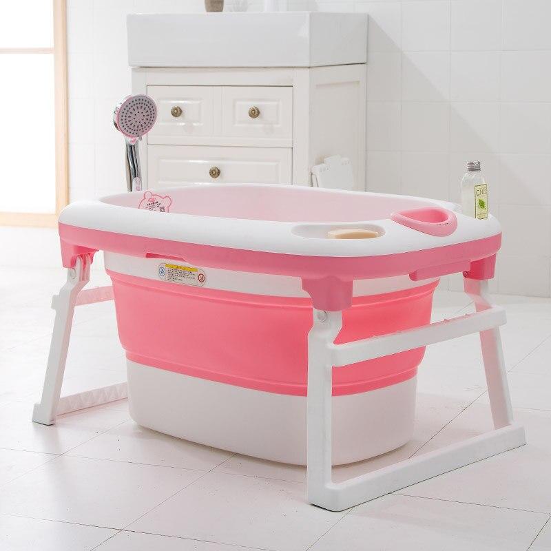 Fold-able Baby Bathtub 1