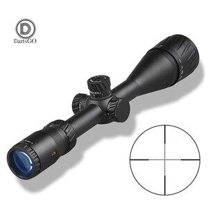 Image 1 - DDartsGO Jagd Optik Zielfernrohr VT 1 4 16X44AOE Zielfernrohre Outdoor Jagd Mil Dot Beleuchtet Absehen Optische Sehenswürdigkeiten