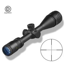 Ddartsgo caça óptica riflescope VT 1 4 16x44aoe rifle escopos caça ao ar livre mil ponto iluminado retículo vistas ópticas