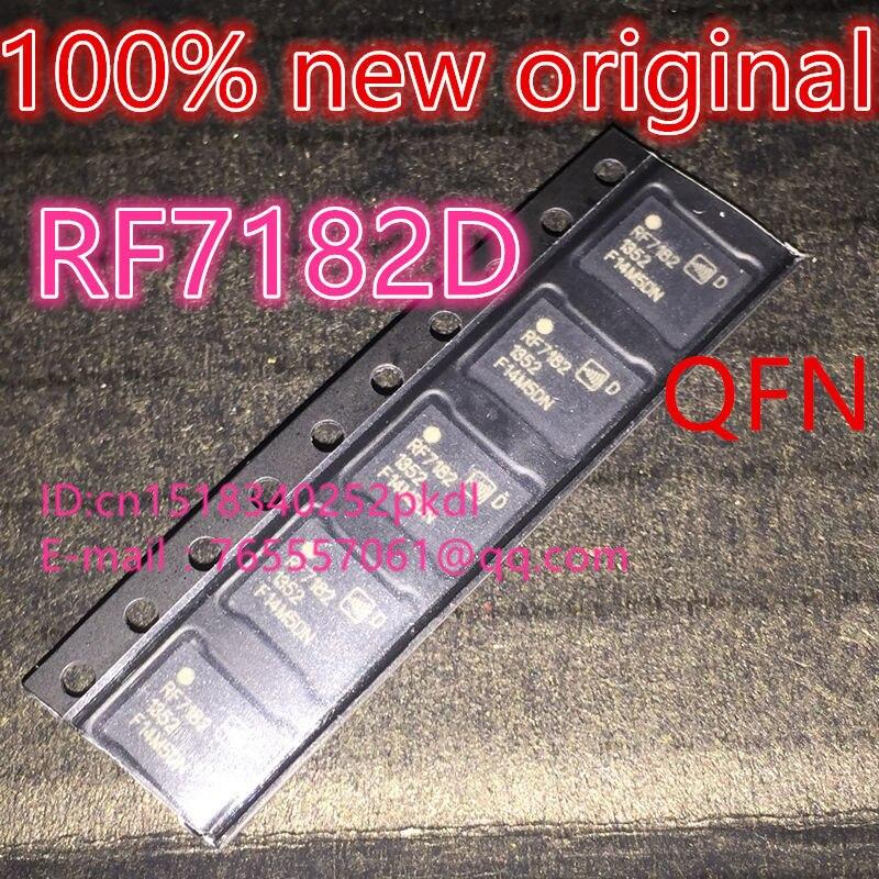 100% Nuovo originale RF7182D RF7182 RF7182TR amplificatore di potenza IC