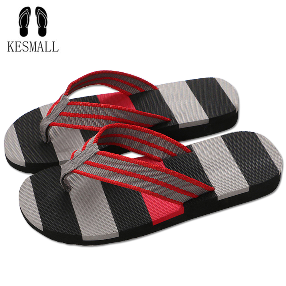 b1abcdfd577a Wholesale Men Beach Flip-Flops Summer Korean Version Of The Trend Of Men s  Beach Male Drag Sandals Slippers Drop Shipping WS12